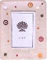 Rama foto material textil
