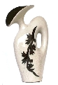Vaza arabescuri maro cadou femei