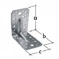 COLTAR FORTIFICAT OTEL ZINCAT KP3 90X50X55X2.5MM