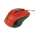 MOUSE OPTIC GEMBIRD, 1200DPI, USB MUS-101-R
