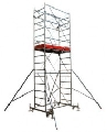 SCHELA MOBILA DIN OTEL PROFI CU SUPRAFATA PODINA 2.5X0.7M S232