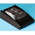 Fisier liniar din lemn negru cu tavita Rolodex 300 carduri
