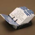 Fisier liniar Rolodex 125 carduri