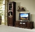 Consola plasma / TV COD 2525 lemn masiv