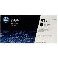 TONER ORIGINAL PENTRU HP NEGRU DUAL PACK 53X Q7553XD