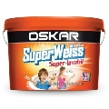 VOPSEA LAVABILA INTERIOR OSKAR SUPERWEISS 8.5L