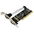 ?CARD PCI ADAPTOR LA 2 x SERIAL, LOGILINK PC0016