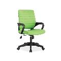 Scaun birou SL Q051 verde