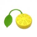 Capsula infuzor din silicon KingHoff, design lamaie
