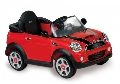 Masinuta electrica Mini Cooper S Biemme, Rosu
