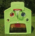 Casuta Benzinarie 4 in 1 Little Tikes, Verde