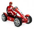 Kart cu pedale Ferrari FXX Exclusive BF-7 Berg Toys,