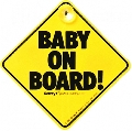 Semn Bebe la bord Safety 1st,