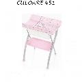 Masuta de infasat Lindo Hello Kitty Brevi, 451 (roz cu buline)