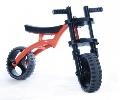 Bicicleta copii Extreme YBike, Portocaliu