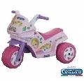 Motocicleta copii Mini Princess Peg Perego,