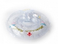 Colac de inot bebe Clasic Baby Swimmer, Transparent