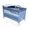 Patut pliabil Dream 120 x 60 cm Baby Design, Blue