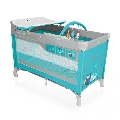 Patut pliabil Dream 120 x 60 cm Baby Design, Turquoise
