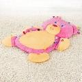 Salteluta interactiva Cuibul Snuggles 25062 Taggies, Ursulet roz