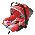 Cosulet auto 0-13 kg First Travel 803 DHS, Red