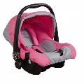 Cosulet auto 0-13 kg First Travel 803 DHS, Pink