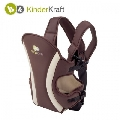 Marsupiu 3 pozitii Comfort KinderKraft, Brown