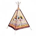 Cort de joaca indian Yakari Wigwam Knorrtoys,
