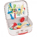 Set doctor 18 piese Take Care Knorrtoys,