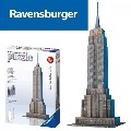 Puzzle 3D Empire State Building 216 Piese Ravensburger,