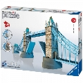 Puzzle 3D Tower Bridge 216 Piese Ravensburger,