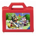 Puzzle Clubul Mickey Mouse 6 Piese Ravensburger,