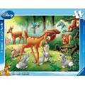 Puzzle Bambi 8 Piese Ravensburger,