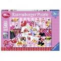 Puzzle Minnie Mouse 24 Piese Ravensburger,