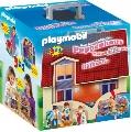 Casa de papusi mobila Playmobil,