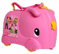 Valiza Ride-on Elephant 3 in 1 Molto, Roz