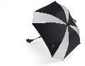 Umbreluta pentru carucioare Mima, Black & White