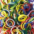 Elastice Rainbow Loom, Mix