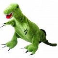 Papusa de mana Beleduc, T-Rex