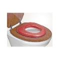 Reductor toaleta cu burete 4811.1 Reer, Rosu