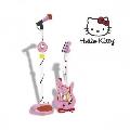 Set chitara si microfon Hello Kitty Reig Musicales,