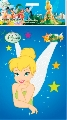Plansa pictura nisip mica Disney, Tinkerbell