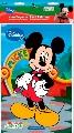 Plansa pictura nisip medie Disney, Mickey cu fluier