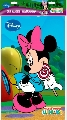 Plansa pictura nisip mare Disney, Minnie cu Acadea