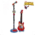 Set chitara si microfon Spiderman Reig Musicales,