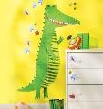 Sticker Centimetru Crocodile Wallies,