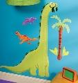 Sticker Centimetru Dino Wallies,