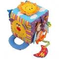 Cub cu activitati multiple Happy Animals Baby Mix,