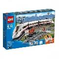Tren de pasageri de mare viteza 60051 LEGO City,