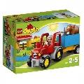 Tractor de ferma 10524 LEGO DUPLO,